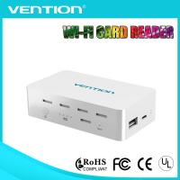 China Portable Wireless Products Wifi Card Reader with Micro USB Female SD LAN Port IOS Android System on sale