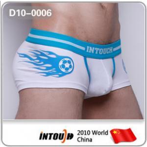 China men's boxer underwear manufacturer on sale