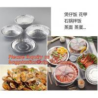 Best Round Disposable Aluminium Foil Containers for Food Packaging,catering disposable rectangular aluminum foil food contain wholesale