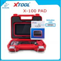 Best Newest Original Xtool Product X-100 PAD Function As X300 Pro X300 Auto Key Programmer Update Online X100 Pad wholesale