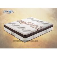 Best Bedroom Convoluted Foam Euro Top Mattress with Double Layer Bonnell Coil System wholesale