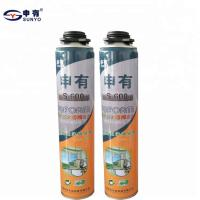 China High Density Construction Polyurethane Foam Sealant ISO9001 CE Certificate on sale