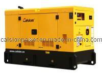 China Soundproof Perkins Electric Generator on sale