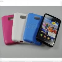 Best Anti-Skid TPU Case Cover for Samsung Galaxy S2 I9100 wholesale