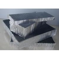 Buy cheap Aluminum honeycomb core from wholesalers