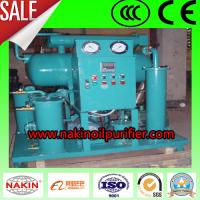 Best High Vacuum Insulating Oil Purification Plant wholesale