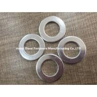 Cheap Grade 6.8 Carbon Steel Flat Washers Din 125A M30 Size High Corrosion Resistance for sale