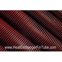 Buy cheap A106 Gr.B SMLS Carbon Steel Helical Welded Fin Tubes Solid Type product