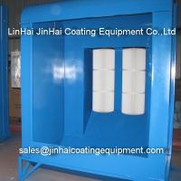 China Powder Painting Spray Booth Cabinet on sale