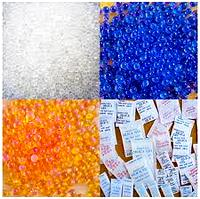 China Silica Gel Desiccant Packets on sale