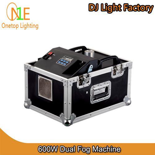 Details Of 600w Dual Fog Machine Dj Light Factory Stage