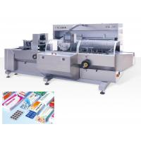 Buy cheap High Speed Fully Automatic Cartoning Machinery , Medicine / Food Box Packing Machine product
