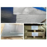 Best High Hardness Thin Aluminum Sheet , Hard Alloy Aluminum Sheet Material T651 Temper wholesale