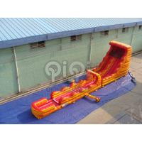 Best Commercial Inflatable Water Slide Combination wholesale