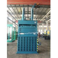 Best 100T Waste Plastic Bottles / Films Waste Plastic Recycling Machine Hydraulic wholesale