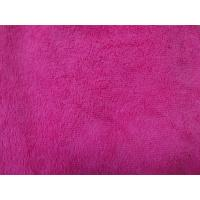 Best Red colorful warp terry cloth 50*60 textile microfiber household cleaning towel wholesale