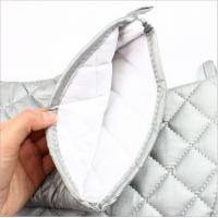 Best OEM Service Durable Silver Oven Mitts Cotton Material  Customized Patterns wholesale