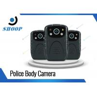 Buy cheap High Resolution Small Police Officer Body Camera Battery Life Long 3000mAh product