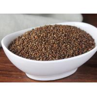 China 46 - 52% Oil Content Natural Agricultural Products Brown Perilla Seeds 2 - 3mm on sale