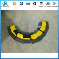 China Outdoor Hose Ramps Truss Parts 2ch - 5ch Dual Rubber Cable Protector Hump on sale