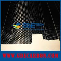 Best Factory Directly Supply 1.5K Carbon Fiber Sheet,Twill/Plain Carbon Fiber Plate wholesale