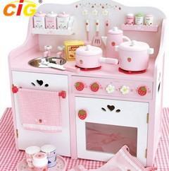 Best Kid Kitchen Popular Outdoor Furnitures Kitchen Toy Set 380*660*700mm wholesale