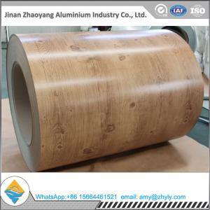 China 3003 Aluminium Alloy 1.0mm Decoration Color Coating Aluminium Coil 1500mm Width on sale