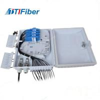 China Manufacturer Price 8 Core 12 Core 16 Core Fiber Optic Distribution Box ODB for FTTH on sale