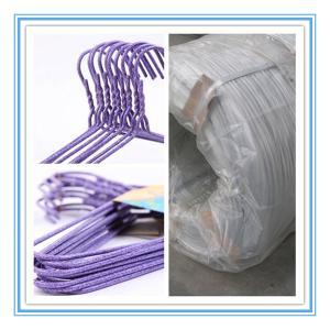Best Galvanized steel wire for clothes/coat hanger,hanger wire wholesale