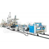 China Pre Drying Crystallization PET Sheet Extrusion Line PET Extruder Machine on sale