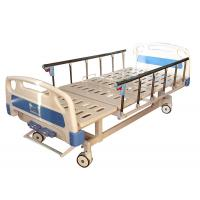 Best Stable Manual Hospital Bed , Hospital Equipment Bed Manual Operation wholesale