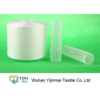 Best Strong TFO White Dyed Polyester Spun Yarn For High Speed Sewing Machine wholesale