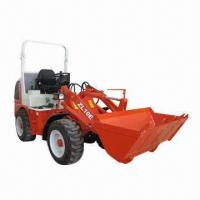 Best Mini Wheel Loader with 25.2kW Engine Rated Power and 2,200rpm Rated Engine Output wholesale