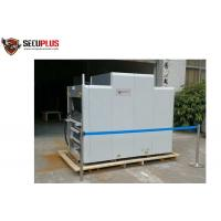 China Dual Energy Imaging Security X Ray Machine Luggage Scanning Inspection With Tip Function on sale