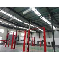 Best Building Construction Steel Structure Workshop Metal Carports For Auto Maintenance wholesale