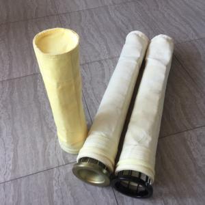 Best High Temperature Cement Silo Filter Bags PPS Needle Felt Anti - Alkali wholesale