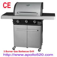 Best Outdoor Kitchen Gas Grill 3Burners wholesale