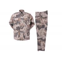 Buy cheap Six Color Desert Multicam Bdu Uniform,Army Military Uniform,Pakistan Army new from wholesalers
