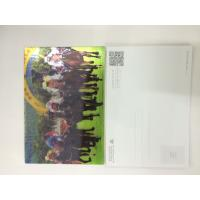 Best 0.6MM PET 3D Lenticular Postcards / 3d animation picture With CMYK Printing wholesale