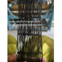 Buy cheap 210d/12 Nylon Multifilament Fishing Nets, OEM for Italy Market.(red de pesca) from wholesalers