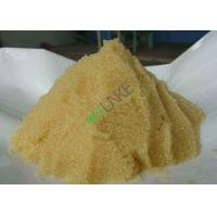 Best Water Treatment Consumables Ion Exchange Resin  For Ro Machine wholesale