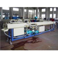 China Plastic Pipe Extrusion Line , PVC Twin Pipe Extrusion Production Line , pvc Double Screw Pipe Making Machine on sale