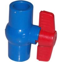 Best Compact 1/2 ~ 4  True Union Plastic PVC Ball Valve Floating For Water Supply wholesale