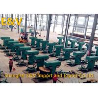 Best Upward Continuous Casting Machine AC Three Phase 380V for 20mm Brass Rod wholesale