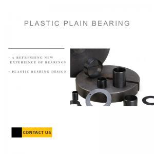 Best High-performance Cylindrical Plastic Plain Bearings & Flange Bushing wholesale