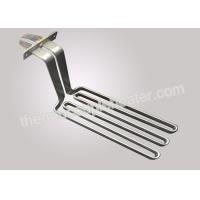 China Various Shaped Oven Bake Heating Tubular Electric Heaters High Pressure Resistance on sale