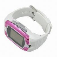Best Fashionable Sports Watch Mobile Phone with GSM Function and 1.3-megapixel Camera wholesale