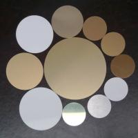 Cheap High Plasticity Aluminium Discs Circles For Cookware And Kitchen Utensil for sale