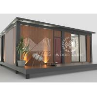 Buy cheap New Design Modern Prefab Homes Wall Panel Structure Anti Quake Residence from wholesalers