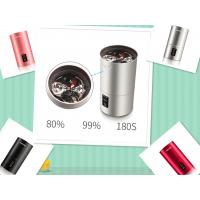 Best Rechargeable E Cigarette Ultrasonic Cleaner Easy To Carry Round Border wholesale